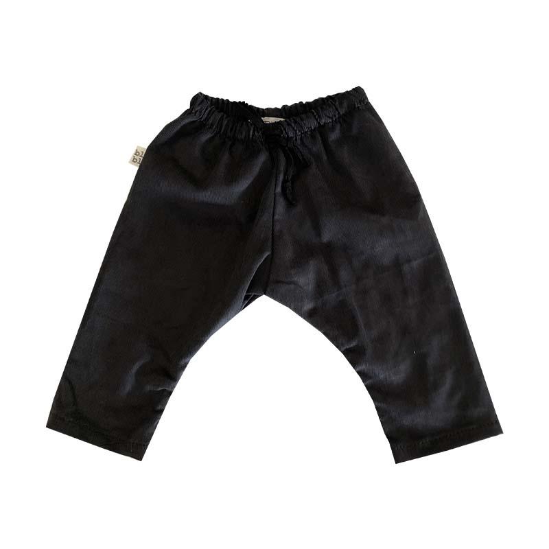 pantalón babucha grafito